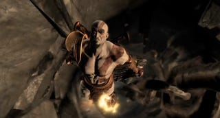 Illustration for article titled Sony Whips Out New God of War III Trailer