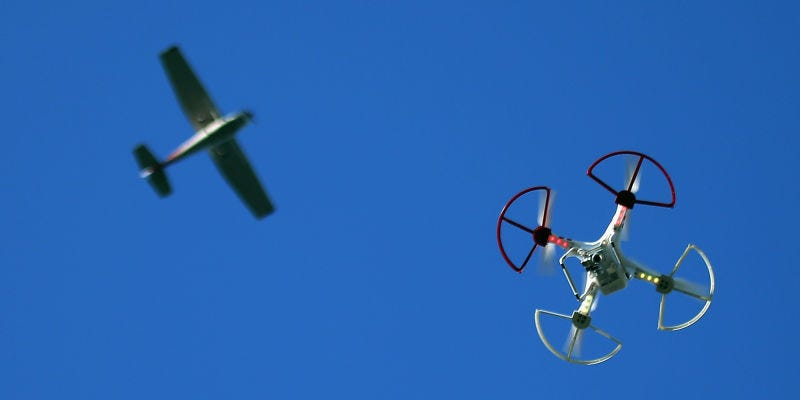 Illustration for article titled Amazon and Walmart Are Joining the FAA's Drone Registry Taskforce