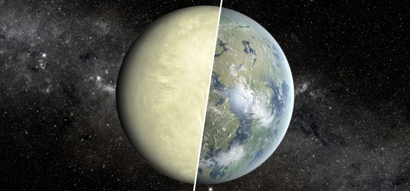 Illustration for article titled How scientists search for habitable planets
