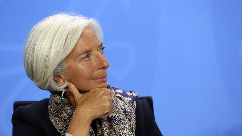 Illustration for article titled Christine Lagarde Won't Give Commencement Address Following Protests