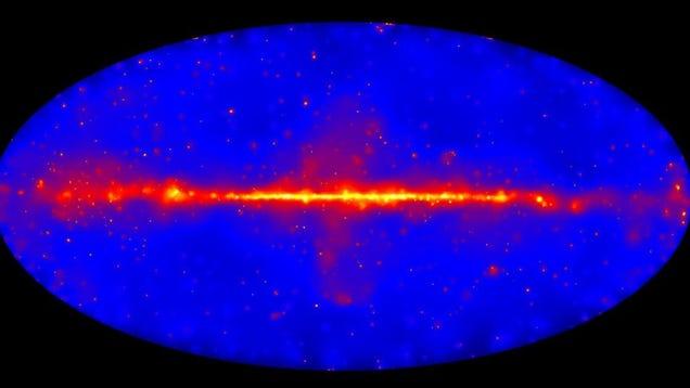 Dark Matter  Strikes Back  in Galactic Mystery