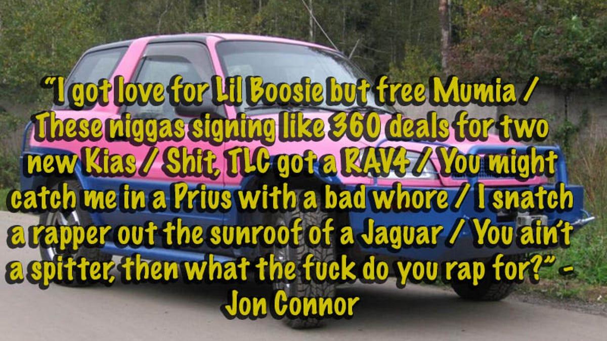 Why Hip Hop Hates The Toyota RAV4