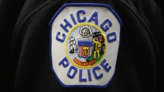 A Chicago police officer's badge Scott Olson/Getty Images