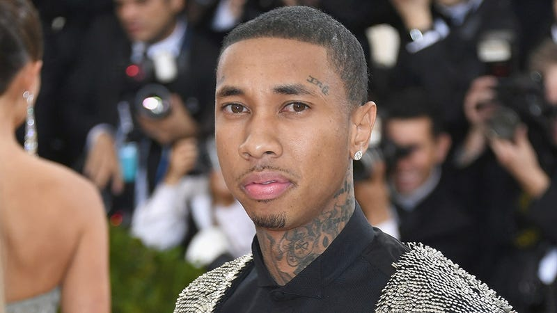 Illustration for article titled Tyga's Cannes Date Demi Rose Is the Victim of Identity Theft
