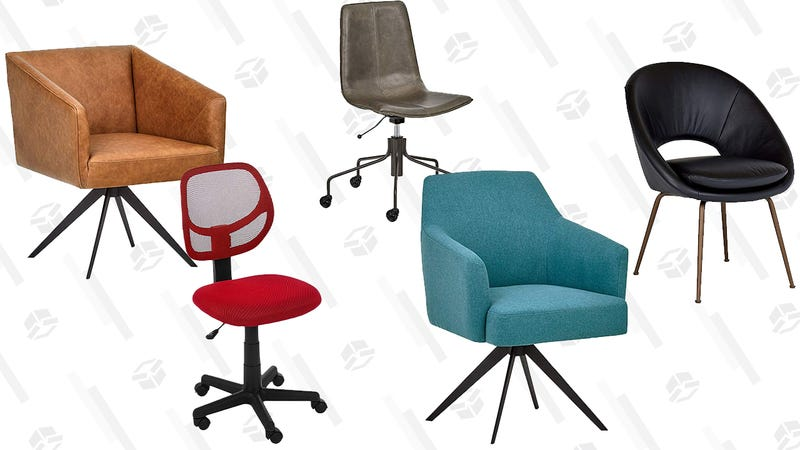 Chairs from $35 at Amazon