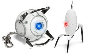 Illustration for article titled Portal Inspired LED Flashlights Are Better Than Cake