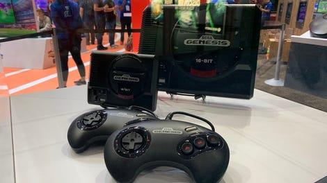 The Genesis Mini Makes Up For Years Of Crappy Sega Clones
