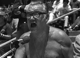 Illustration for article titled When Harry Caray Was A Rebel With A Microphone