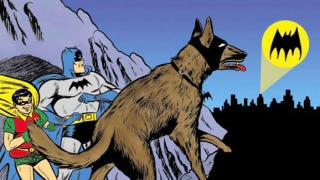 Illustration for article titled 10 Greatest Superhero Dogs!