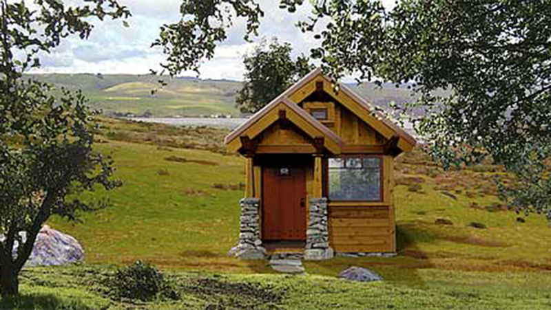 Admirable 13 Adorably Teeny Tiny Houses Largest Home Design Picture Inspirations Pitcheantrous