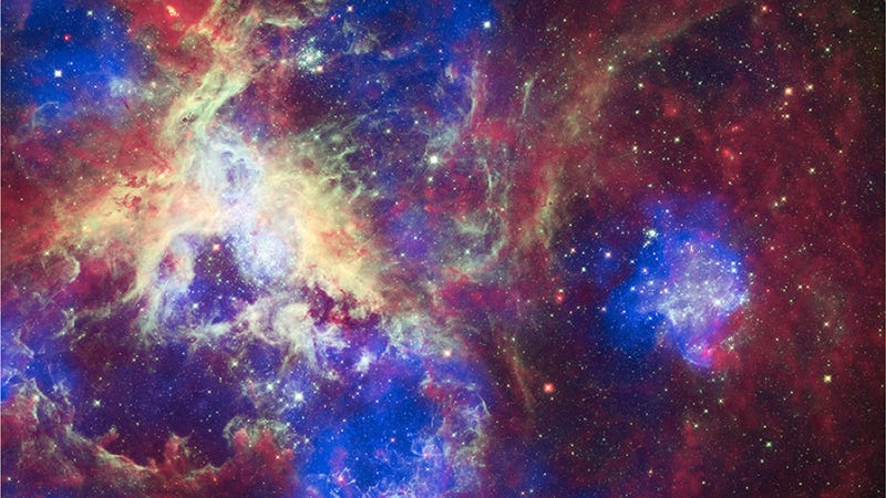 On April 24 1990 The Hubble E Telescope Was Lifted Into Low Earth Orbit And Promptly Turned Its Attention To Depths Of