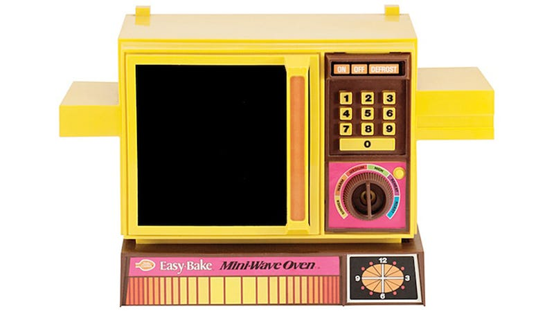 Illustration for article titled The Untold History of the Easy-Bake Oven