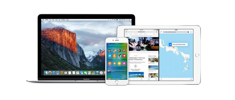 Cómo descargar e instalar las betas públicas de iOS 9 y OS X El Capitan