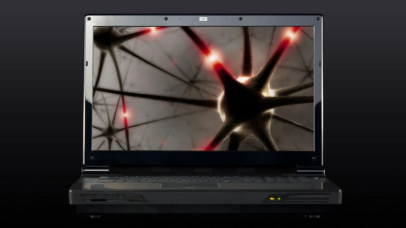 Illustration for article titled Origin Unleashes the First 3D Gaming Laptop With Dual Graphics Cards in SLI