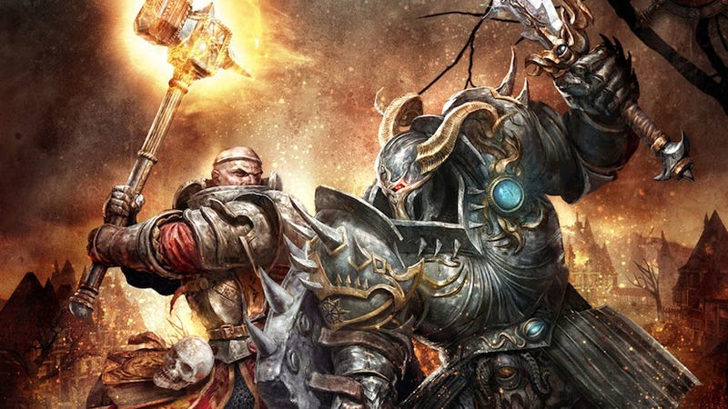 Warhammer Online Age Of Reckoning Is Shutting Down
