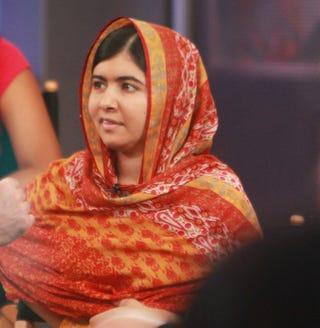 Illustration for article titled Muszlim nő és hindu férfi kapta az idei Nobel-békedíjat