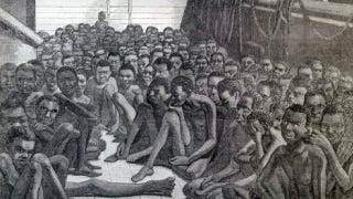 Illustration for article titled Did slavery cause rapid natural selection among African Americans?