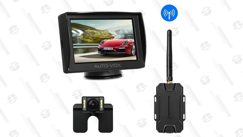 Auto-Vox Wireless Backup Camera | $64 | Amazon | Promo code Z29XZ2NF