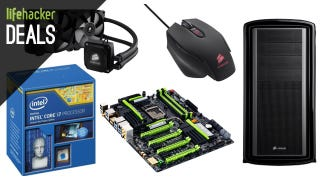Illustration for article titled Build Your Own PC on the Cheap with Amazon's Deal of the Day