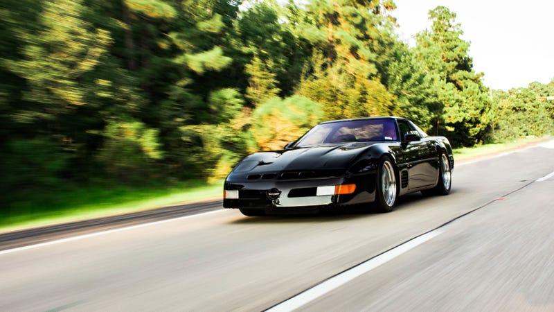 Illustration for article titled Your Ridiculously Awesome Corvette Callaway CR-1 Wallpapers Are Here