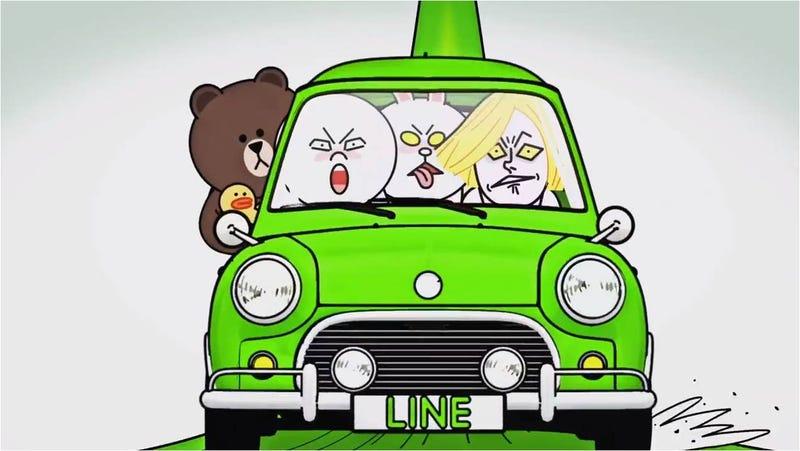 Illustration for article titled Line va ahora a por Facebook: presenta su propia red social privada en el móvil