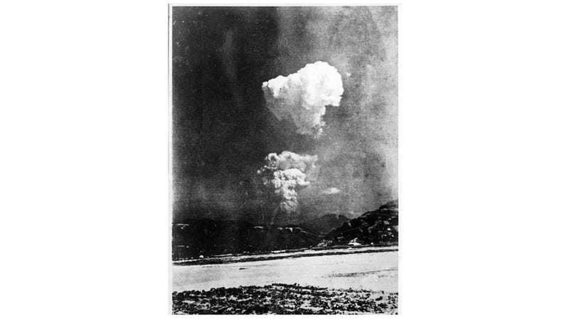 Illustration for article titled This Is How Hiroshima Looked From the Ground