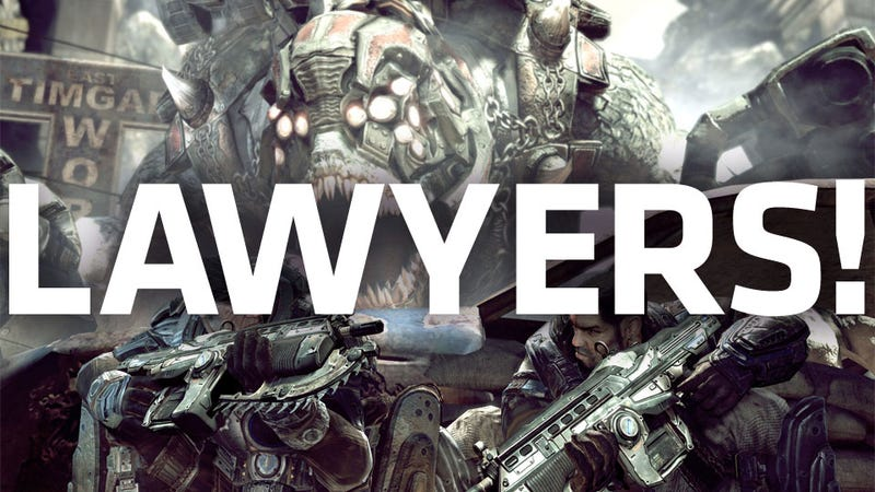 Illustration for article titled This Is Going To Be Epic: Too Human Creators Gear Up For Legal War With Shooter Giant