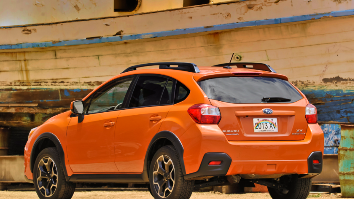 Subaru XV Crosstrek: Jalopnik's Buyer's Guide