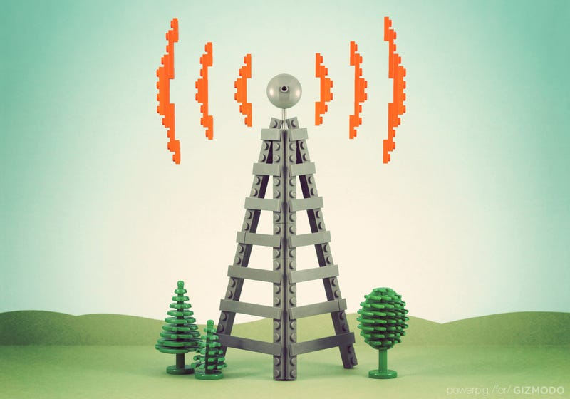 Illustration for article titled Giz Explains: What's Wireless Spectrum and Why You Care About It More Than You Think