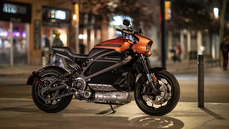 Illustration for article titled What Do You Want to Know About the 2020 Harley-Davidson LiveWire?