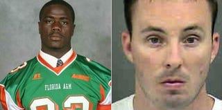 Jonathan Ferrell (Florida A&M University); Randall Kerrick (Mecklenburg County Sheriff's Office)