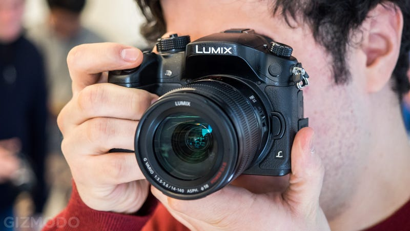 Illustration for article titled Panasonic Lumix GH4, vídeo 4K en una potente cámara mirrorless