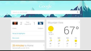 Illustration for article titled Google Now Will Make Sure You Never Miss the Last Train Again