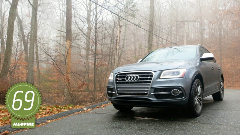 Illustration for article titled 2014 Audi SQ5: The Jalopnik Review