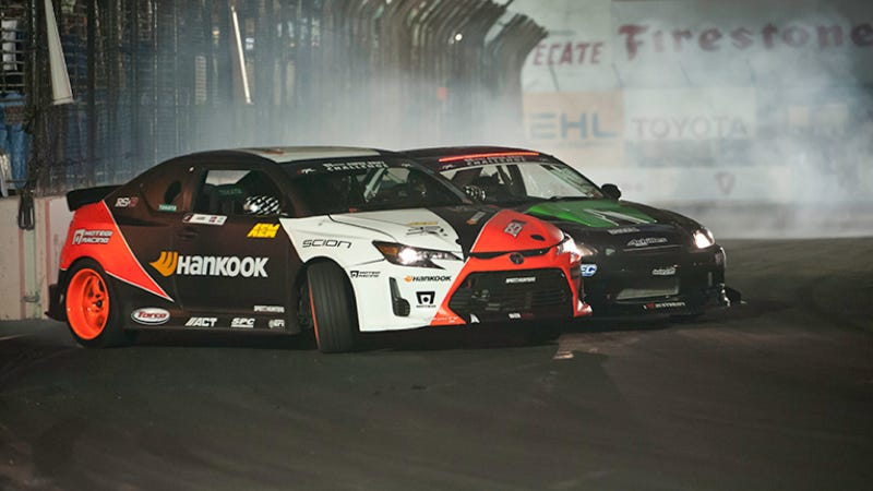 Illustration for article titled Motegi Racing Super Drift Challenge Returns To 2014 Toyota Grand Prix Of Long Beach
