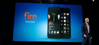 Illustration for article titled Amazon Fire Phone: An All-Seeing 3D Prime Contender