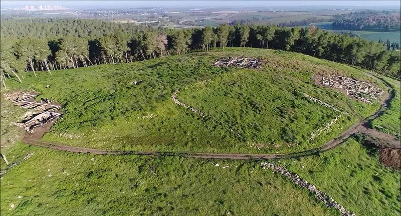 Arqueólogos encuentran las ruinas de la ciudad perdida de Ziklag, mencionada en la Biblia