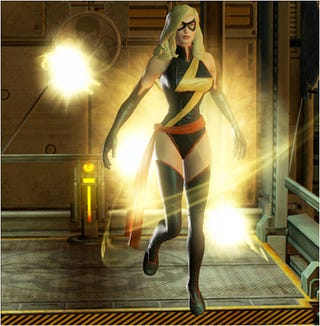 Illustration for article titled Ultimate Alliance 2 Wouldn't Be The Same Without Ms. Marvel