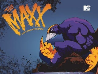 Illustration for article titled An Artist's Journey Pt. 1 - The Maxx
