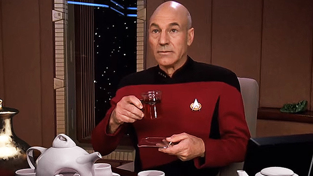 Sorry, Captain Picard, Your Taste in Tea Sucks