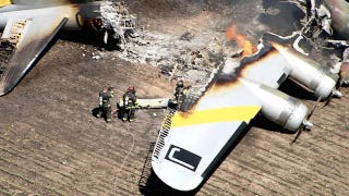 Illustration for article titled Everybody in This Plane Crash Survived