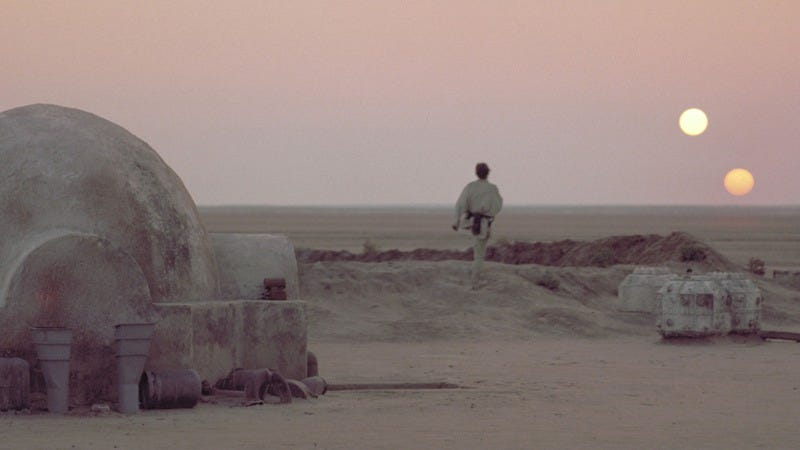 Illustration for article titled The Star Wars Tatooine set has become a way station for ISIS