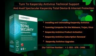 Illustration for article titled Kaspersky Technical Support Number