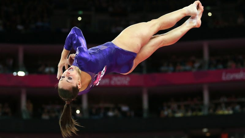Illustration for article titled Your Viewing Guide To Today's Women's Gymnastics Team Medal Round