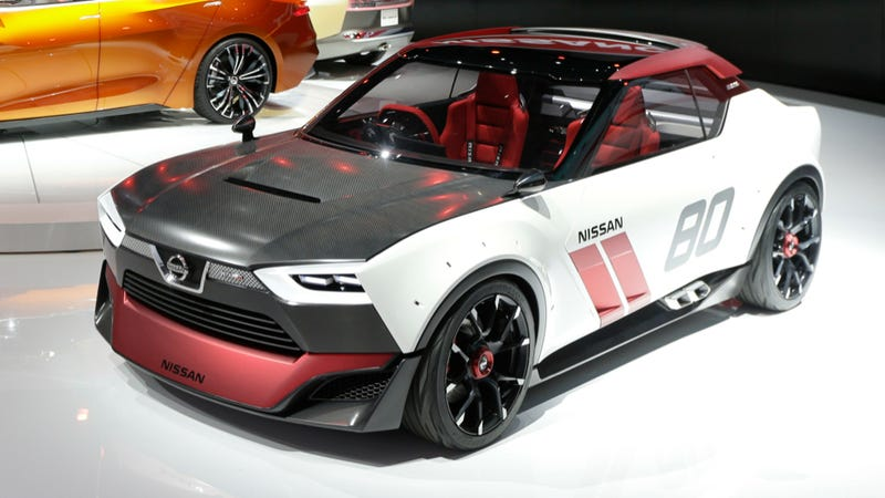 Illustration for article titled Nissan Confirms The Rear-Drive IDx Concept Will Go To Production