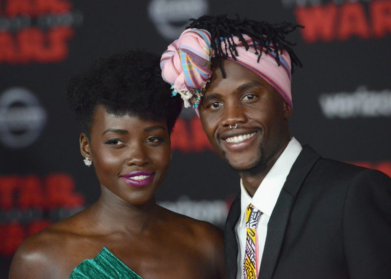 Illustration for article titled People With Too Much Time on Their Hands Are Bothered By Lupita's Brother In a Dress