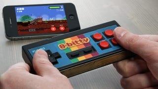 Illustration for article titled I Just Fell In Love With iCade's New Retro NES-Style Gamepad for iPhone and iPad