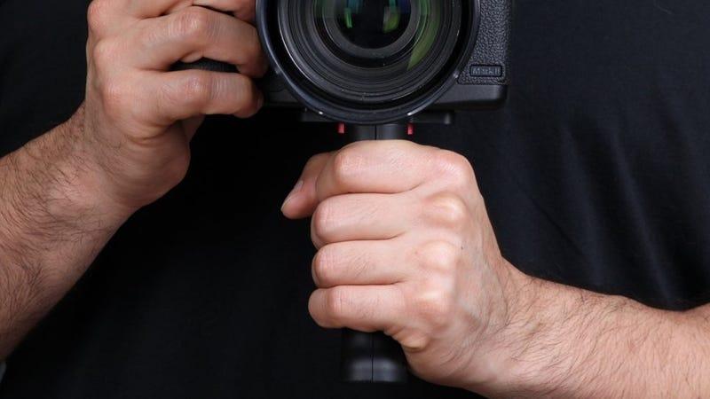 Photography Pistol Grip, $15