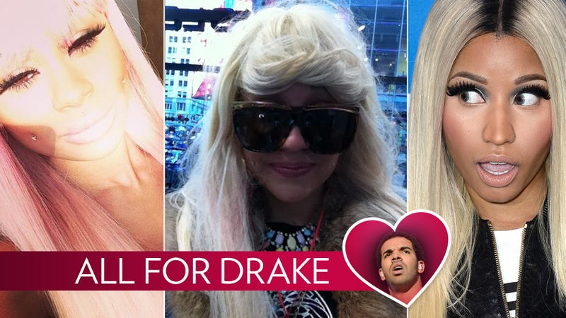 Illustration for article titled Amanda Bynes Wants to Be a Black Woman So Drake Will Love Her