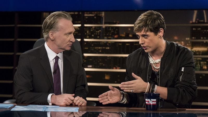 Real Time With Bill Maher (Photo: HBO)